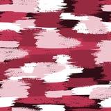 Los militares del vector camuflan el modelo Color de rosa Fotografía de archivo libre de regalías