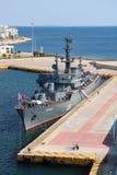 Los militares rusos de Perekop envían Fotografía de archivo libre de regalías