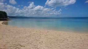 Los minos beach stock image