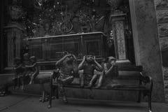 Los monos sabios Fotos de archivo