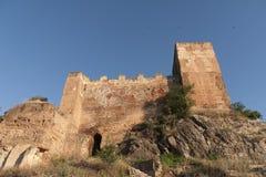 Los monumentos históricos de la ciudad del ¡de CÃ ceres, España imágenes de archivo libres de regalías