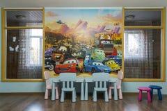 Los muebles de los niños fotografía de archivo libre de regalías