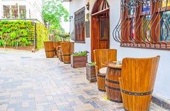 Los muebles del barril Imagen de archivo libre de regalías