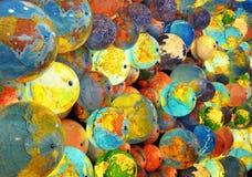 los mundos vienen juntos Fotografía de archivo libre de regalías