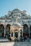 Los musulmanes imagen de archivo