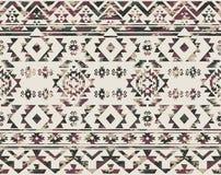 Los nativos americanos modelan con textura del camuflaje Fotos de archivo
