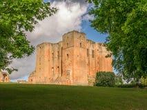 Los normandos guardan Foto de archivo libre de regalías