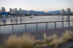 Los condominums de Vancouver Imagen de archivo libre de regalías