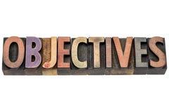 Los objetivos redactan en el tipo de madera imágenes de archivo libres de regalías