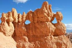 Los ojos de Bryce Canyon National Park Imágenes de archivo libres de regalías