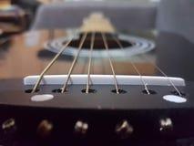 A los ojos de un músico Imagen de archivo libre de regalías