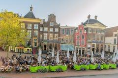Los Países Bajos - la Groninga Imagen de archivo