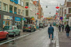 Los Países Bajos - La Haya Imagen de archivo libre de regalías