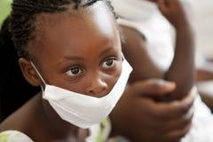 Los pacientes de los niños de la TB Fotografía de archivo libre de regalías