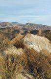 Los Padres las państwowy, jaru kraj Zdjęcia Royalty Free
