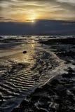 Los paisajes marinos toscanos, paraíso están después IV Imágenes de archivo libres de regalías