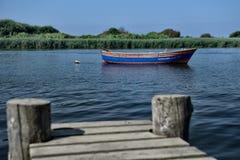 Los paisajes marinos toscanos, paraíso están después XII Foto de archivo