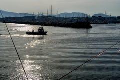 Los paisajes marinos toscanos, paraíso son X siguiente Fotos de archivo