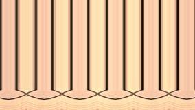 Los paneles Abstact Fotografía de archivo