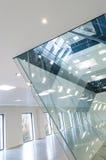 Los paneles de cristal Imagen de archivo libre de regalías