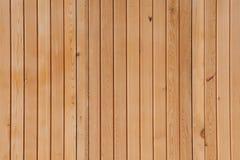 Los paneles de madera Imagen de archivo libre de regalías
