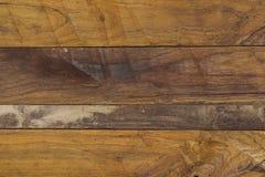 Los paneles de madera Foto de archivo libre de regalías