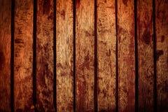 Los paneles de madera Fotografía de archivo