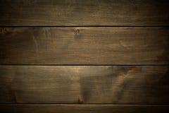 Los paneles de madera de Grunge Foto de archivo