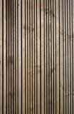 Los paneles de madera de la cubierta fotografía de archivo