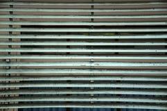 Los paneles de madera del enrejado Foto de archivo libre de regalías