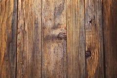 Los paneles de madera del Grunge Fotografía de archivo libre de regalías