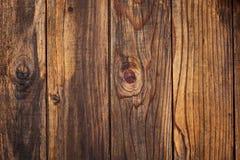 Los paneles de madera del Grunge Foto de archivo libre de regalías