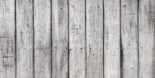 Los paneles de madera del Grunge Foto de archivo