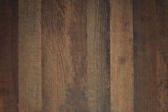 Los paneles de madera del viejo grunge usados como fondo Fotos de archivo libres de regalías