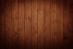 los paneles de madera del vintage. Foto de archivo