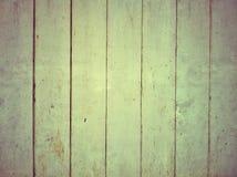 Los paneles de madera del vintage Fotografía de archivo