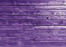 Los paneles de madera textura, el tonning ultravioleta Fotografía de archivo libre de regalías
