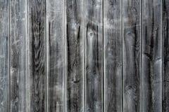 Los paneles de pared de madera oscuros textura, fondo Foto de archivo libre de regalías