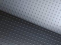Los paneles del acero inoxidable Fotografía de archivo