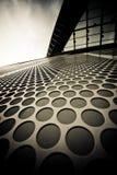 Los paneles del edificio Fotos de archivo