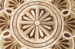 Los paneles del fragmento de diversas especies de madera Fotos de archivo libres de regalías