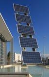Los paneles fotovoltaicos 06 Foto de archivo