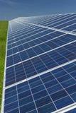 Los paneles solares 2 Foto de archivo libre de regalías