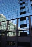 Los paneles y ventanas de cristal Fotos de archivo libres de regalías