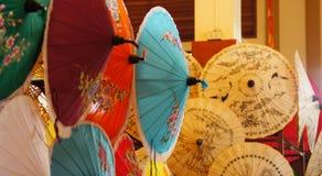Los paraguas Imagenes de archivo