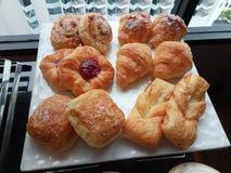 Los pasteles Foto de archivo