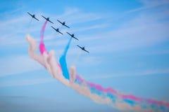 Los patriotas Jet Team Imagen de archivo