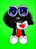 Los personajes de dibujos animados liberan Imágenes de archivo libres de regalías