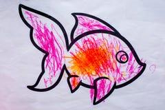 Los pescados Fotos de archivo