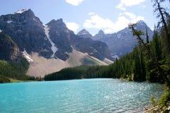 Los picos Foto de archivo libre de regalías